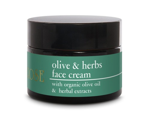 creme-pour-le-visage-olive-et-herbes-yellow-rose-cosmetiques-saphy