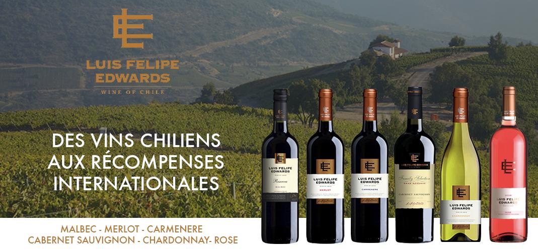 Kết quả hình ảnh cho rượu vang chile luis felipe edwards reserva carmenere