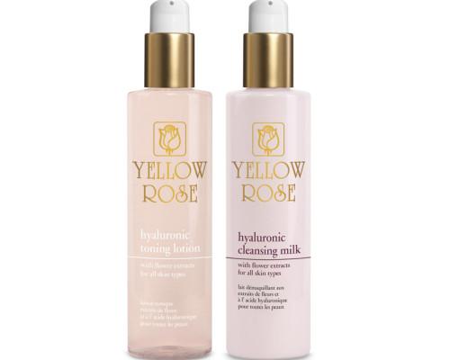 lotion-lait-demaquillant-antirides-à-l'acide-hyaluronique-yellow-rose-cosmetics