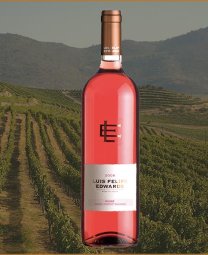 Vins-chiliens-Luis-Felipe-Edwards-Rosé Saphy